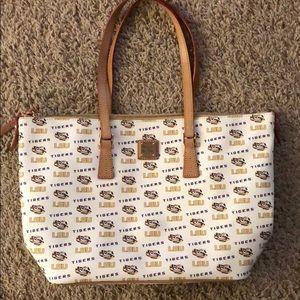 Dooney & Bourke LSU Tigers Handbag Purse